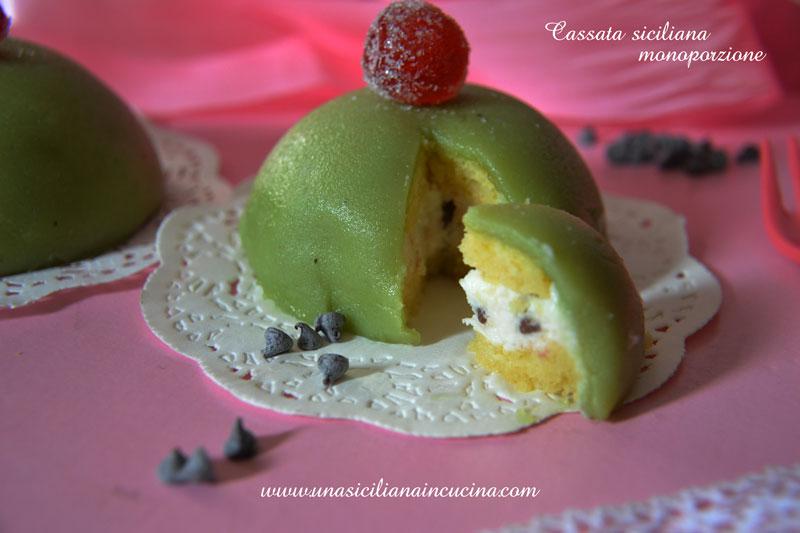 Cassata-siciliana-monoporzione-2