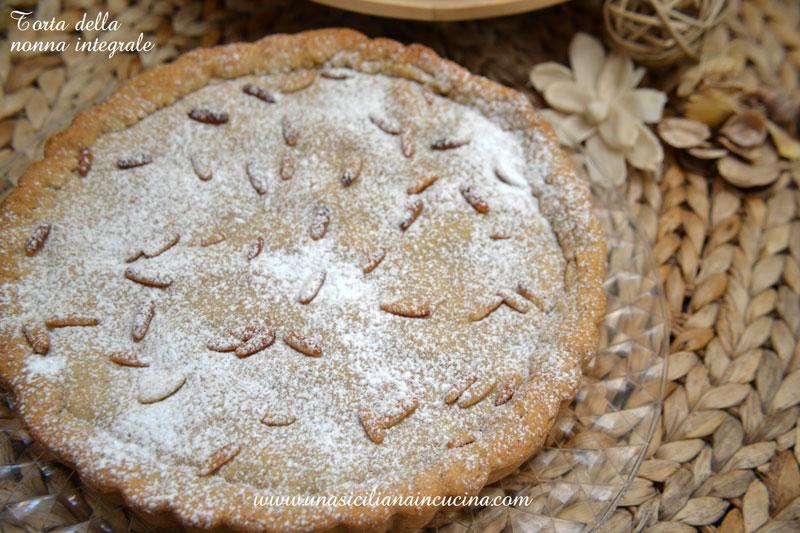 torta-della-nonna-integrale