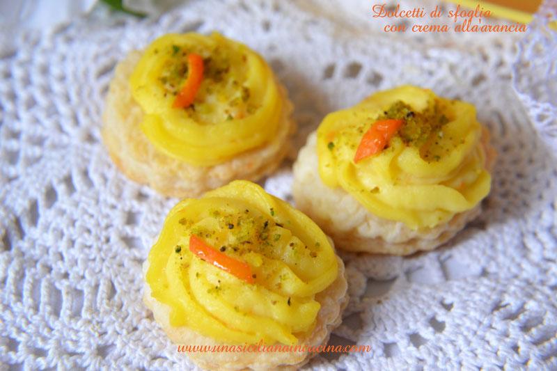 Dolcetti-di-sfoglia-con-crema-arancia-1