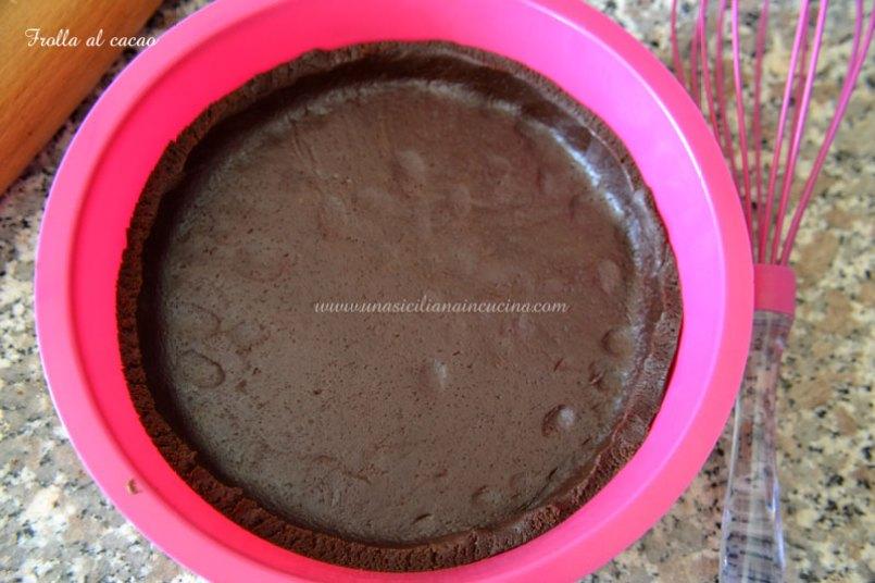 frolla al cacao