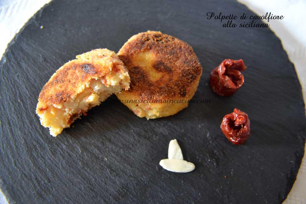 polpette-di-cavolfiore alla siciliana