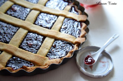 Linzer torte
