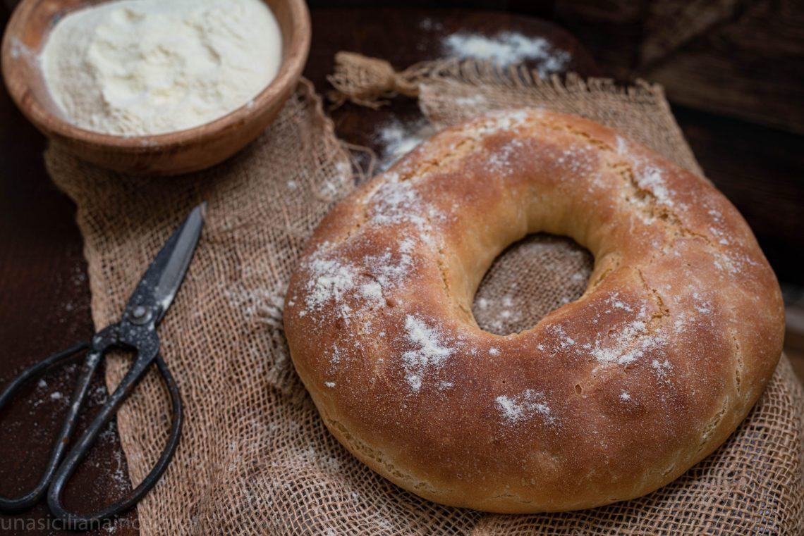 Cucciddatu pane di semola