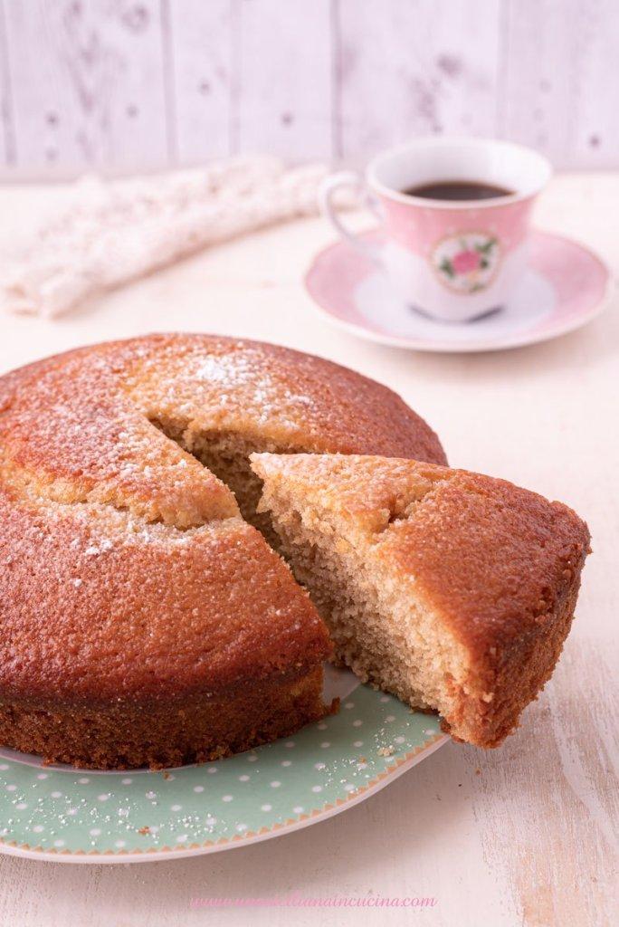 torta semplice