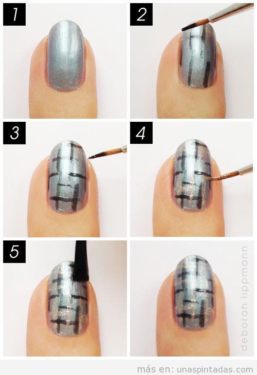 Nail Art With Newspaper Dailymotion Ideas