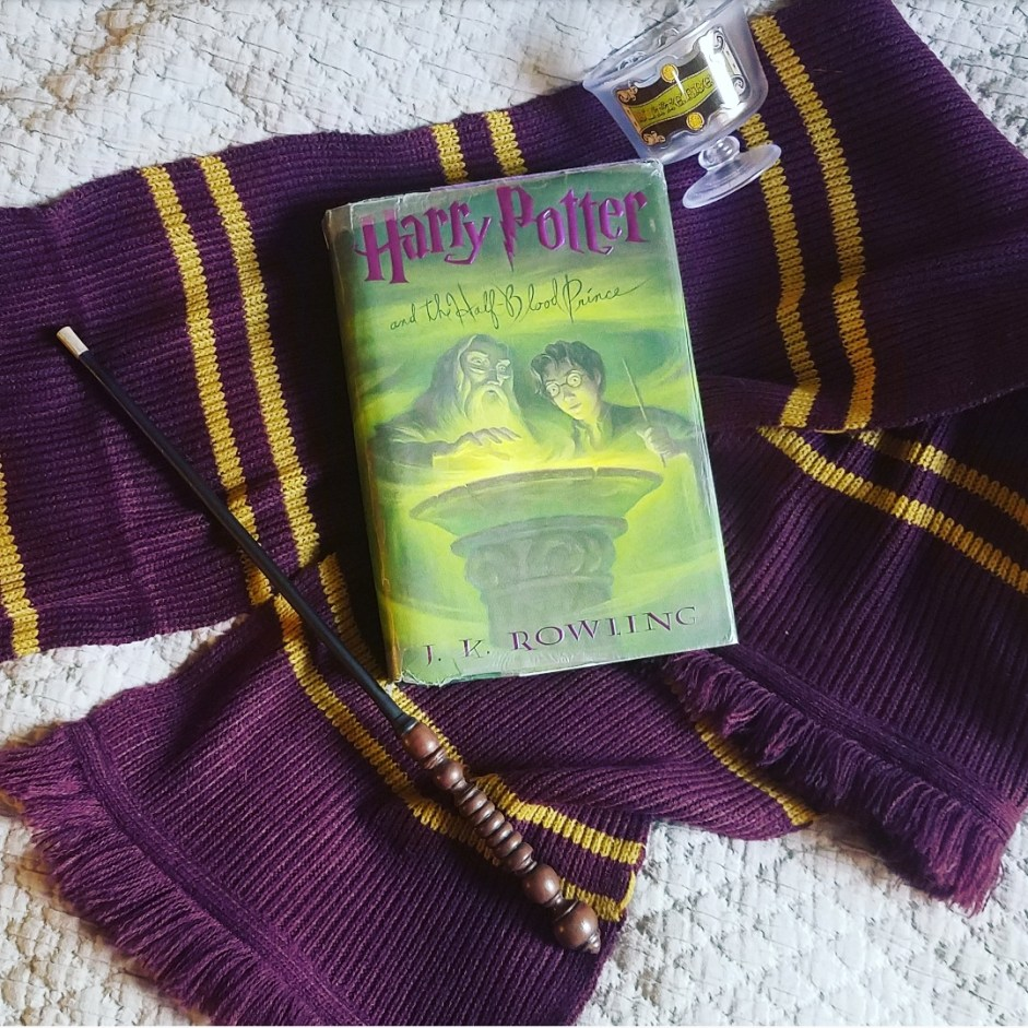 Book Club 7: Harry Potter and the Half Blood Prince