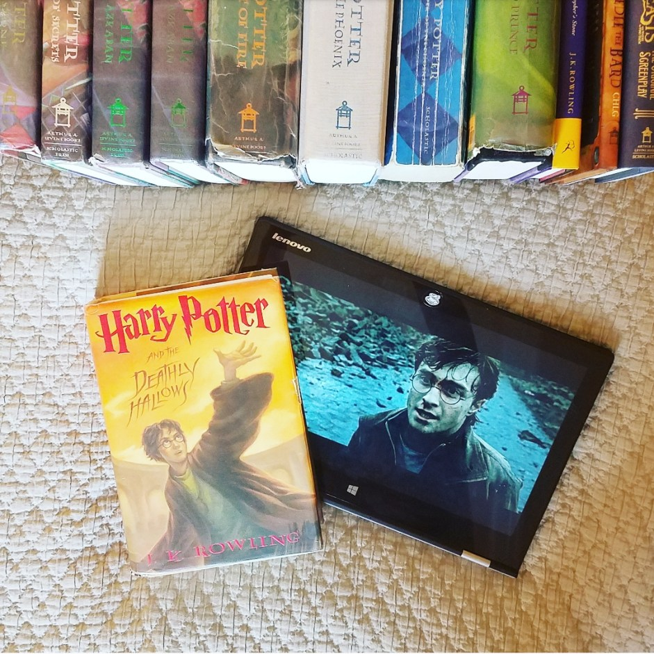 Book Talk 7: Harry Potter & Eight Whole Movies