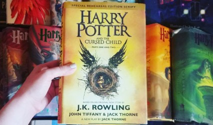 Book Talk 8: Harry Potter & The Questionable Extended Universe
