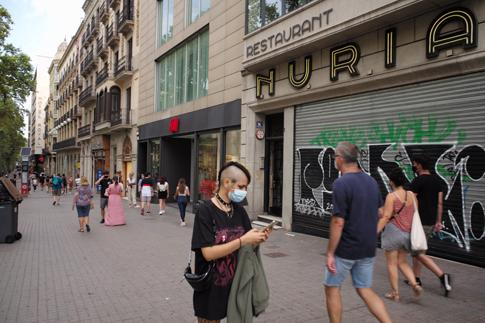 20h12 Caldetes Barcelona Caldetes_0011 variante Uti 485