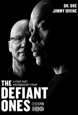 The Defiant Ones HBO documentary poster