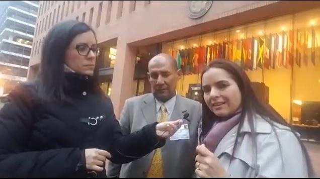 "Denuncian ante la OEA que Lorent Saleh es víctima de la ""tortura prolongada"""