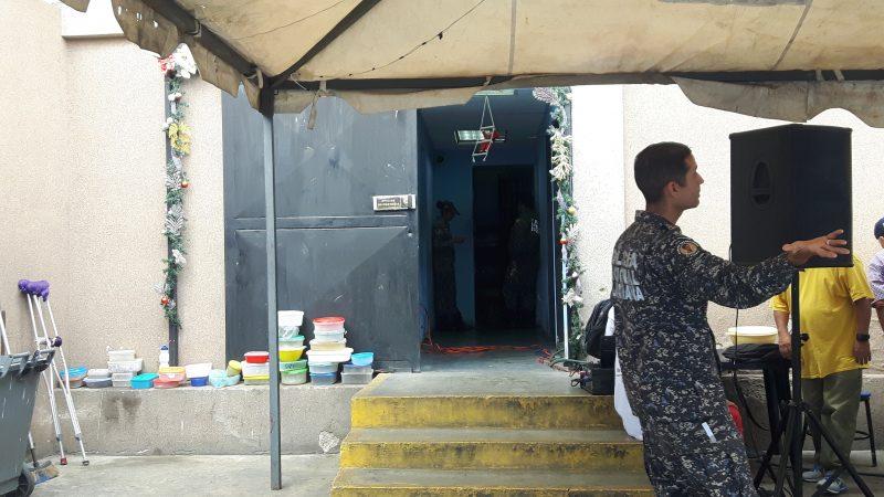 Presos y detenidos en calabozos policiales ubicados en Caracas recibieron la época decembrina con nostalgia