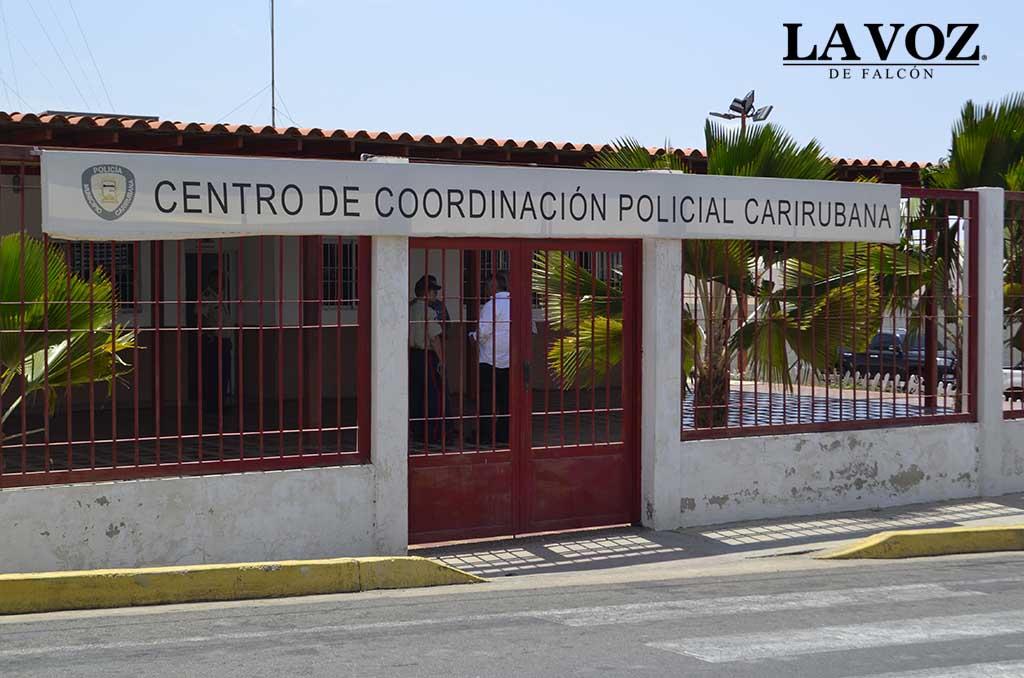 Se fugó un detenido de la policía de Carirubana en Falcón