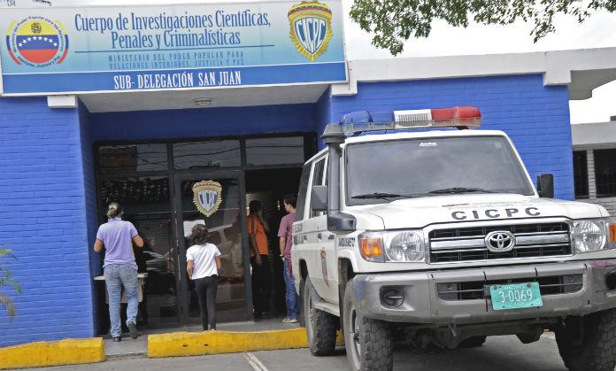 Guárico: 18 reclusos se fugaron de subdelegación de Cicpc en San Juan de los Morros
