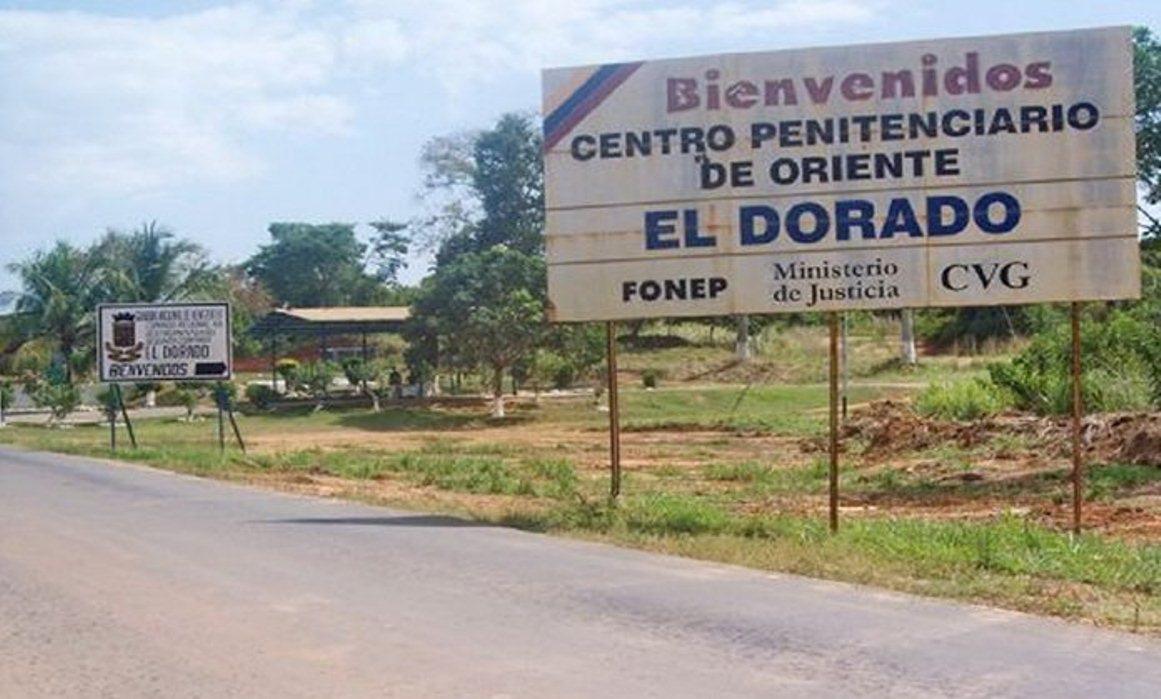 Denuncian casos de tuberculosis, hepatitis y paludismo en la cárcel de El Dorado, en Bolívar