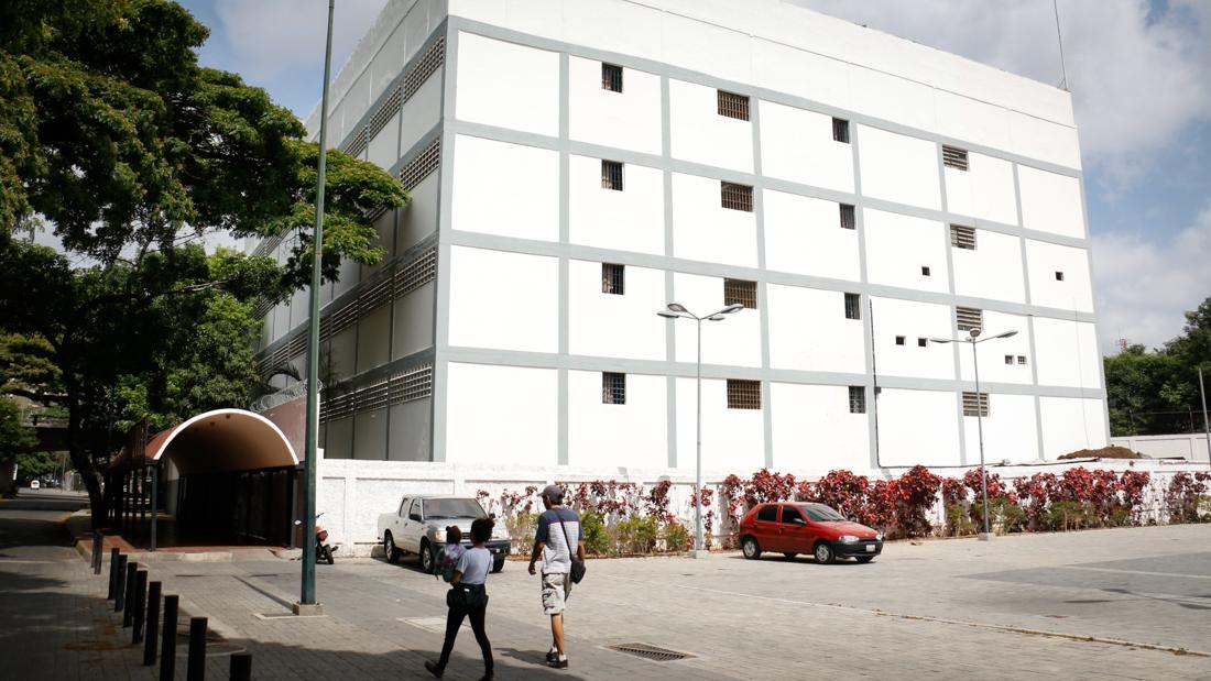 Se fugaron dos presos extranjeros del centro de formación que funciona en el clausurado retén de La Planta en Caracas