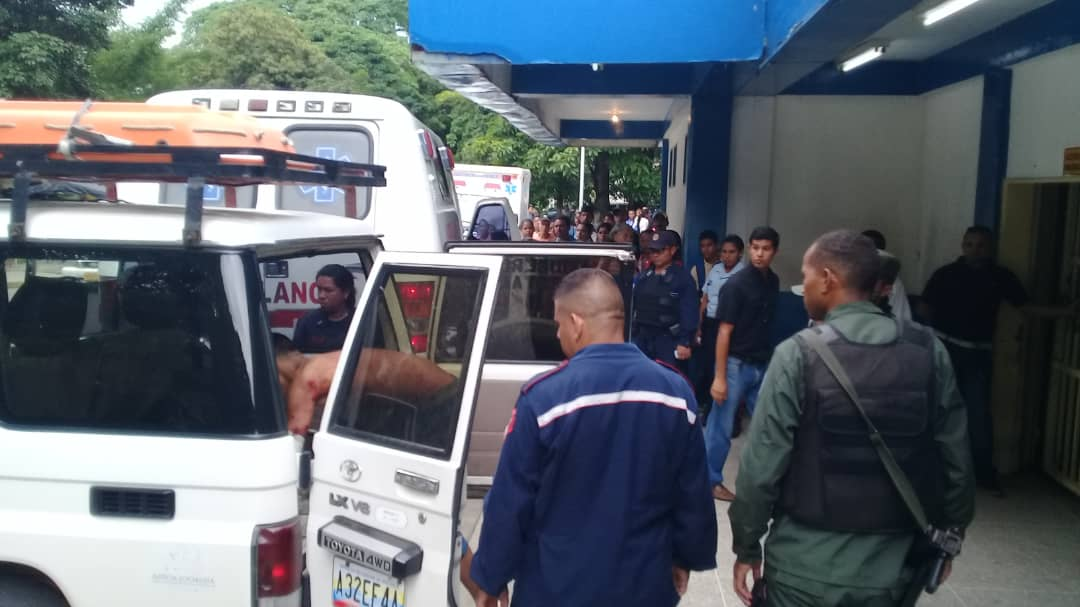 Un recluso asesinado y cinco heridos deja motín en cárcel de Guárico