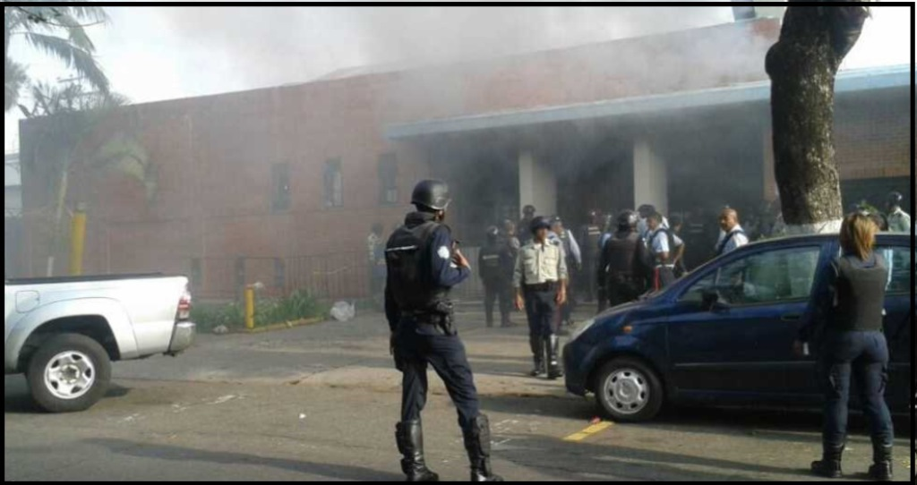 Trasladaron 21 privados de libertad del retén de  Polifalcón Punto Fijo a la Comunidad Penitenciaria de Coro