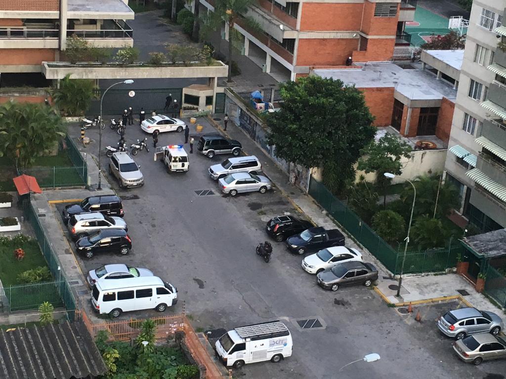 Miranda: Fuga masiva de presos en la PNB de Boleíta madrugó a vecinos de zonas aledañas