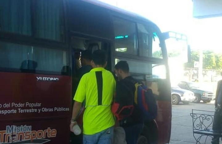 Monagas: Policía de Maturín trasladó a siete presos a cárcel de La Pica