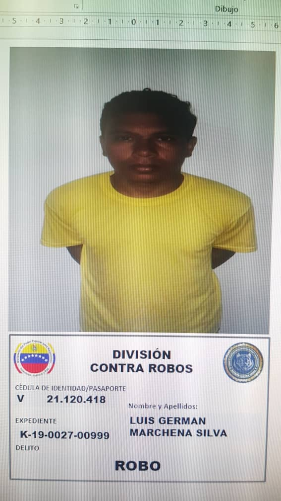 Caracas: Realizan operativos para recapturar a presos fugados de la sede de robos del CICPC