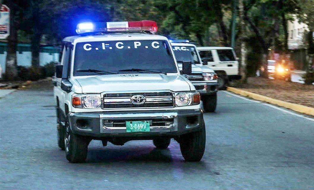 Tres reclusos resultaron heridos tras ataque sede del Cicpc en Guayana