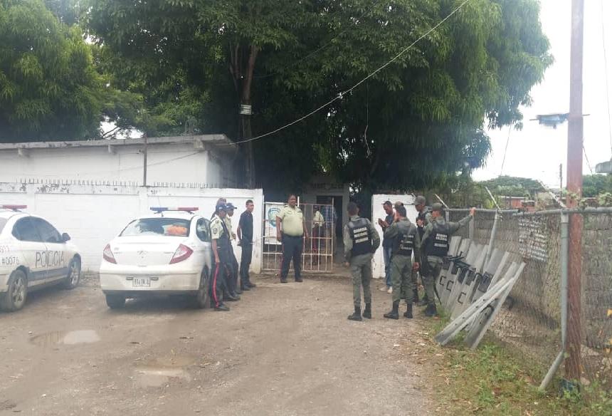 Miranda: Frustran intento de fuga en calabozos de la Policía Municipal de Urdaneta