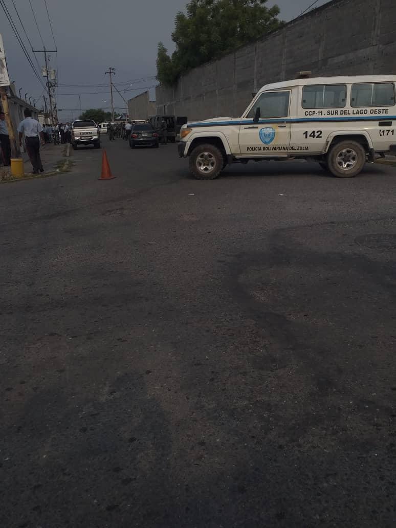 Recapturan a seis evadidos del retén de San Carlos del Zulia