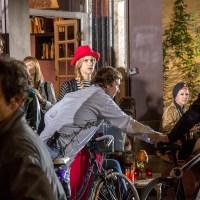 """Immagini esclusive dal set del nuovo film di Carlo Verdone, """"Sotto una buona stella"""""""
