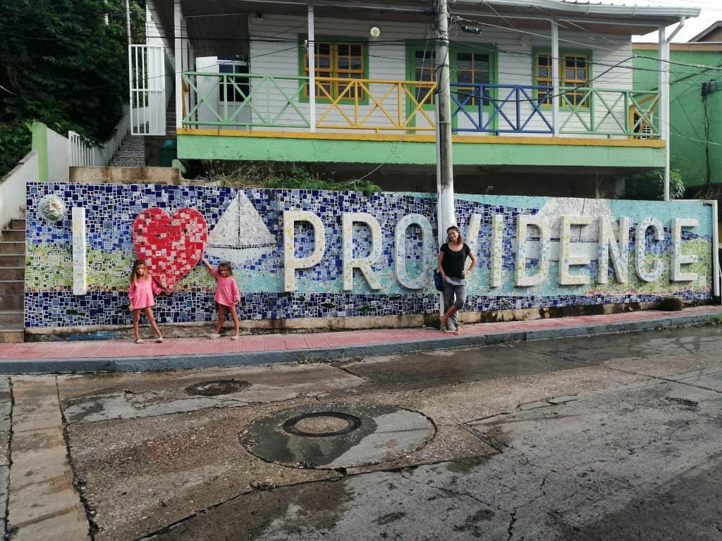 Isla de Providencia.