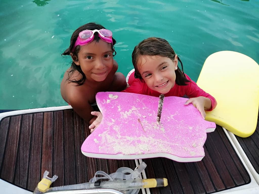 Mia y Talesca