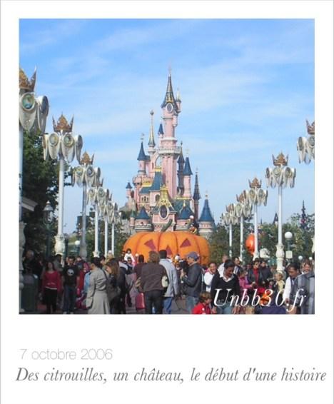château cendrillon disney unbb30 un souvenir une photo