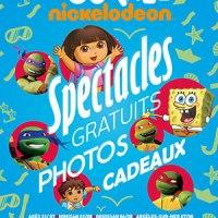 {Agenda} La tournée Nickelodeon