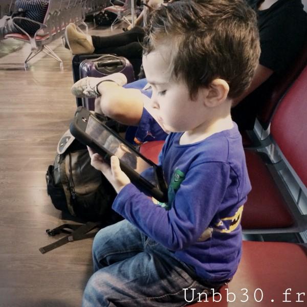 Mini BN à l'aeroport de Nice