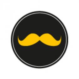 golden moustache