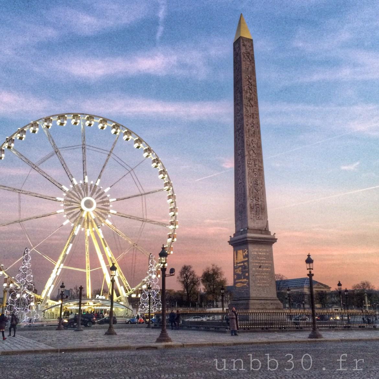 Paris grande roue
