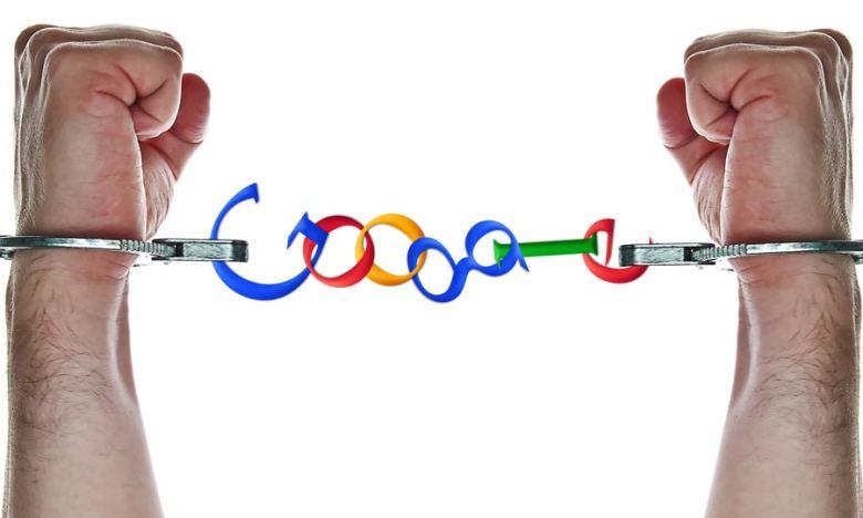 google monopole et sanctions