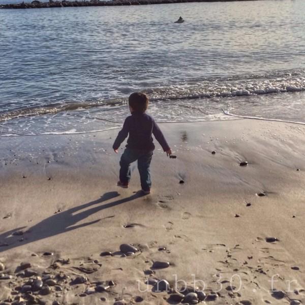 Mini Bn sur la plage