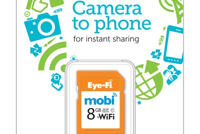 carte sd mobi eye fi 8go