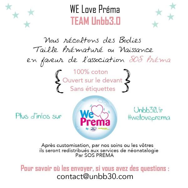 SOS prema WeLovePrema Unbb30