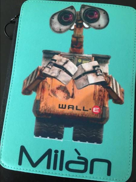 Trousse personnalisée Wall-e