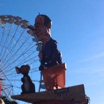 Chars François Hollande Carnaval de Nice