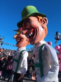 allemands Carnaval de Nice 2014