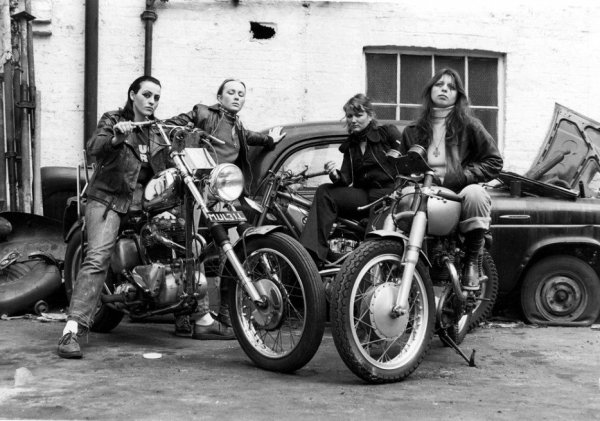 Hell's angels 1973