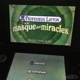 professeur layton et le masque des miracles nintendo 3ds XL