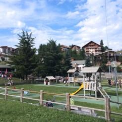 Parc enfant Valberg