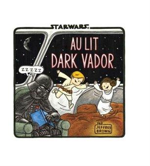Au lit Dark Vador