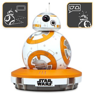 BB 8 Star Wars sphero