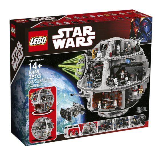 Lego Star Wars étoile noire