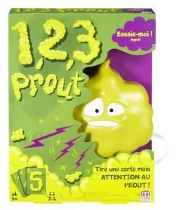 123 prout de Mattel